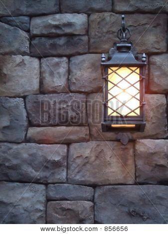Dusk Wall