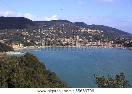 Lerici - Liguria Panorama