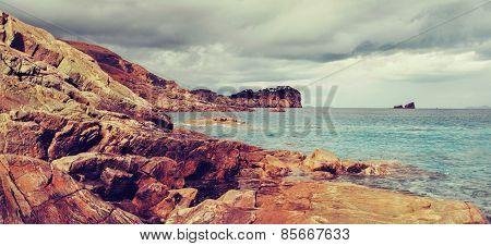 Stone Coastline
