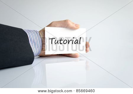 Hand Writing Tutorial