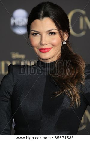 LOS ANGELES - MAR 1: Ali Landry at the World Premiere of 'Cinderella' at the El Capitan Theater on March 1, 2015 in Hollywood, Los Angeles, California