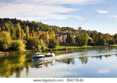 River Po, Turin