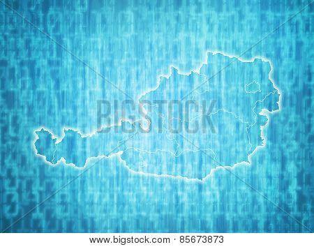 Austria Administrative Divisions