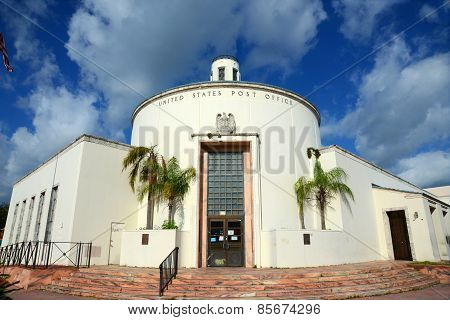 Miami Beach Post Office (33119), Miami, Florida