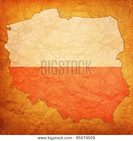 Poland Administrative Divisions