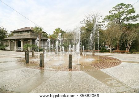 The Coligny Fountain