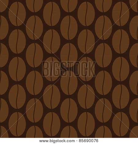Background With Coffee Grains