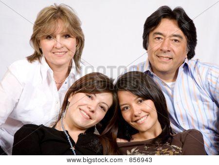 latin american family