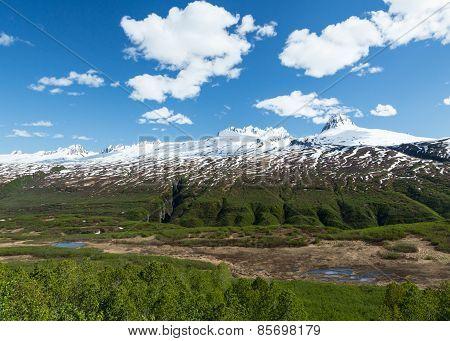 Alaska's Thompson Pass
