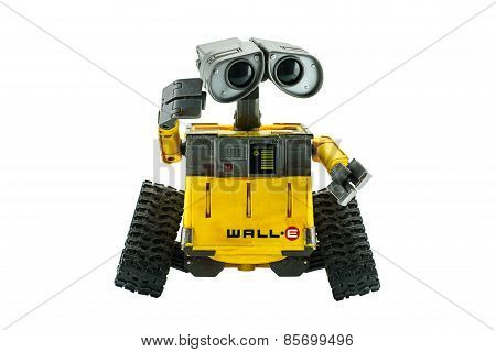 Wall-e Robot Toy Character Form Wall-e Animation Film