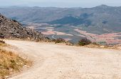 foto of passed out  - SWARTBERG PASS SOUTH AFRICA  - JPG