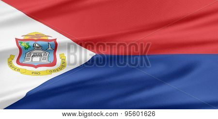 Sint Maarten Flag.