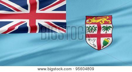Fiji Flag.