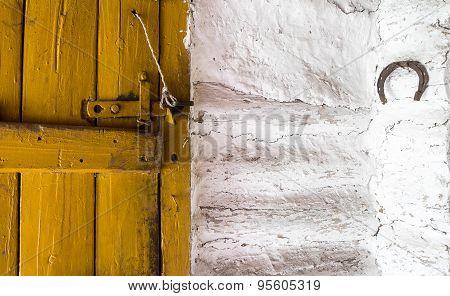 Rural Door.
