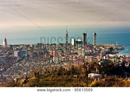 Batumi, Georgian