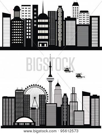 City Background.