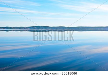 Morning Lake Onega