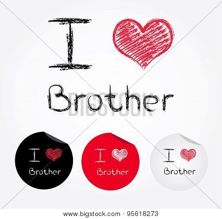 I Love Brother