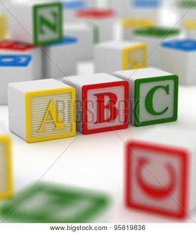 Colorful Box - Abc