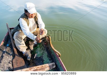 Removing Anaconda From Fishhook
