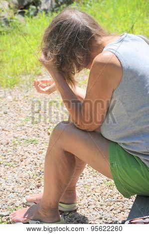Female depression.