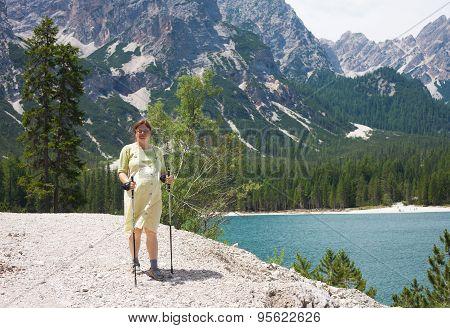 Pregnant Hiking