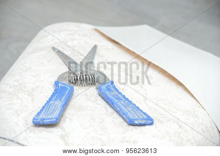 Big Shears For Cutting Wallpaper