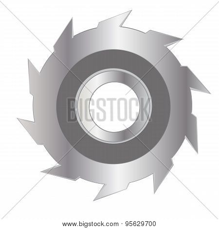 Disk for saw