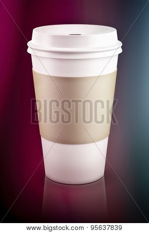 An image of a coffee to go cup