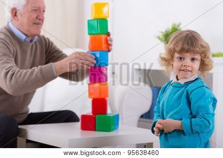 Tower Of Blocks