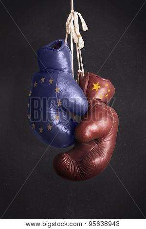 Struggle Or Partnership For Economic Power Between China And The Eu