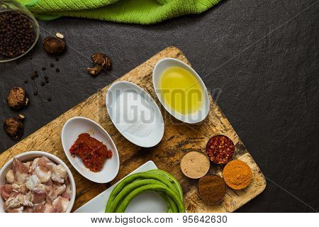 Chicken Spices For Cooking And Health.