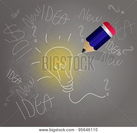 New Idea Write