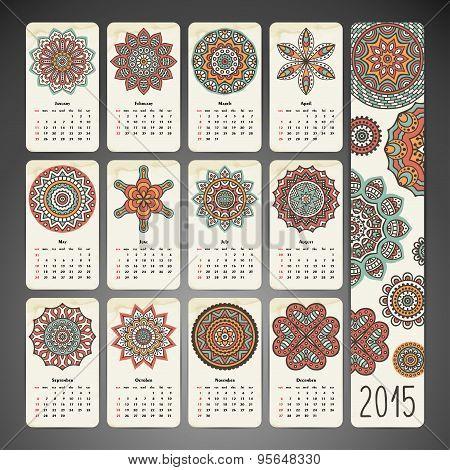 Ethnic calendar