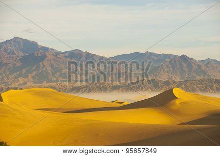 Desert Sand Dunes