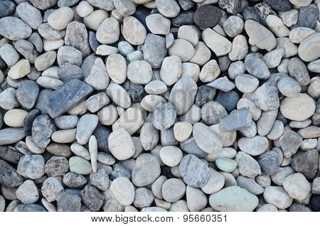 Rock and stone for background texture
