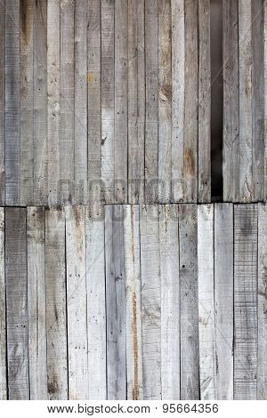Big Brown Wood Plank Texture Background, Old Panels