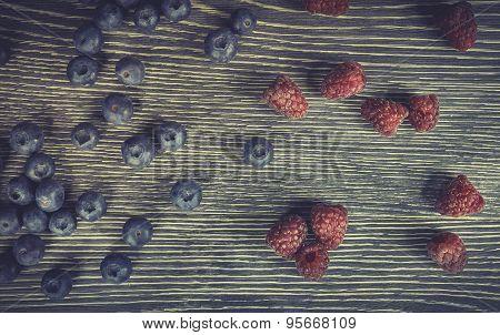 Fresh Berry Fruits