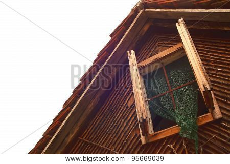 Wooden House Details