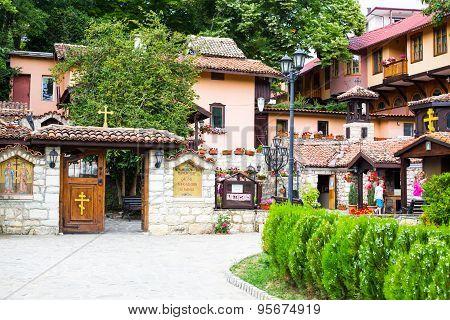 Monastery St.st. Constantine And Helena Near Varna, Bulgaria
