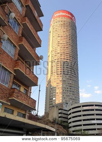 Ponte Tower Hillbrow Johannesburg, South Africa