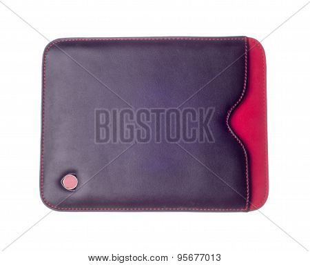 Case For Tablet Isolated On White Background.