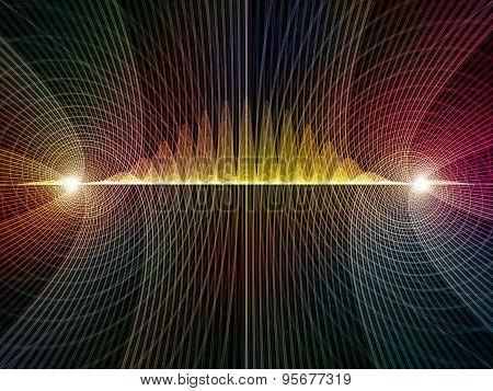 Conceptual Light Waves