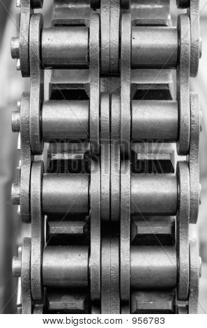 Chain And Cogwheel