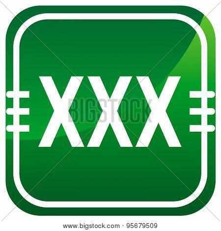 Xxx Green Icon