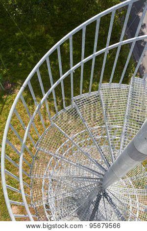 newel stair
