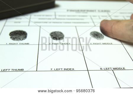 Processing Fingerprints