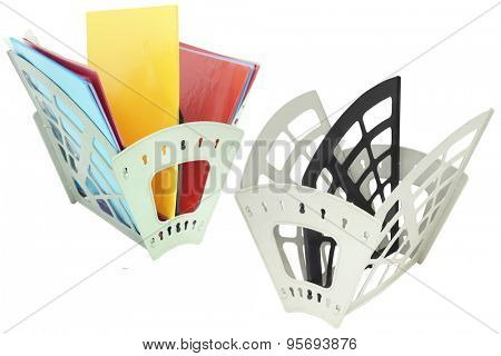 The image of paper rest