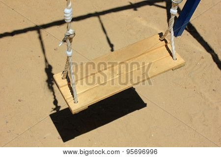 Seat On A Swing