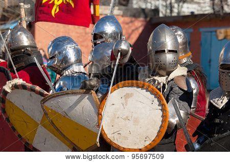 Medieval Squad
